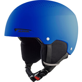 Alpina Zupo Ski Helmet Kids, blue matt